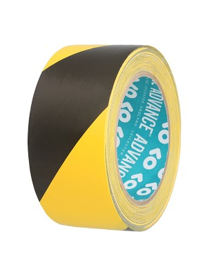 Advance Tapes, AT0008H, Yellow / Black