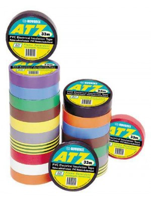 Advance Tapes Electrical Quality Flame Retardant PVC Tape AT7