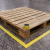 Advance Tapes, AT0008, Application Pallet Location Indicators