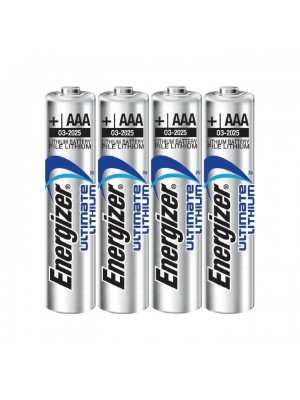 Energiser Ultimate Lithium AAA Batteries