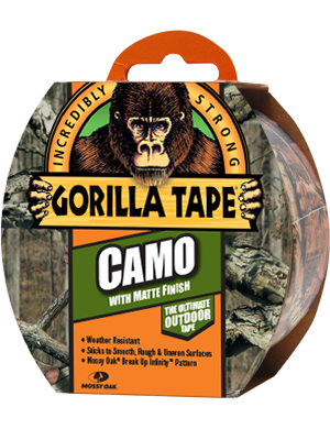 Gorilla Heavy Duty Camo Tape