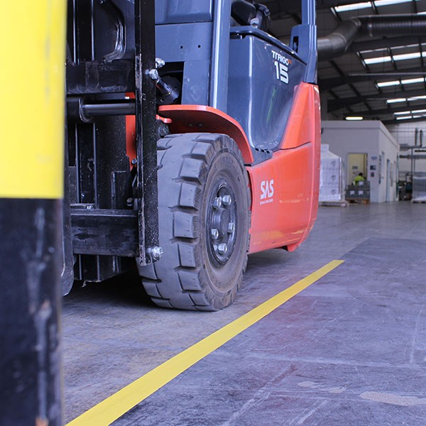 Advance Tapes, AT0008, Application Forklift Location Indicators