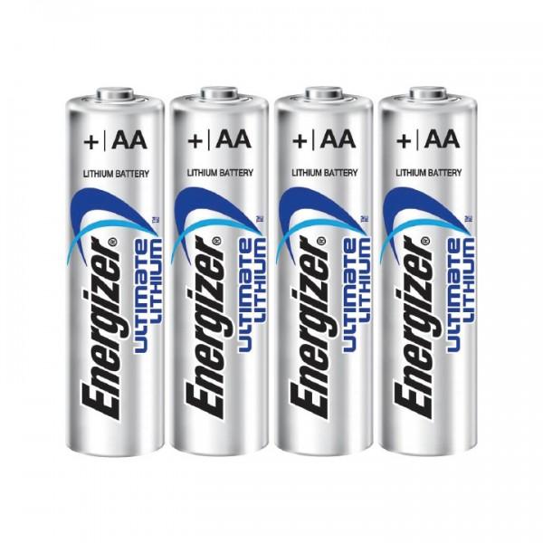 Energiser Ultimate Lithium AA Batteries