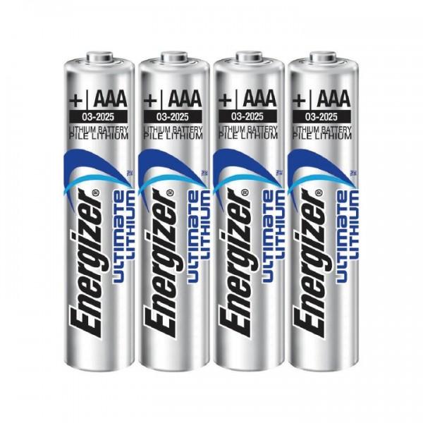 Energiser Ultimate Lithium AAA Batteries