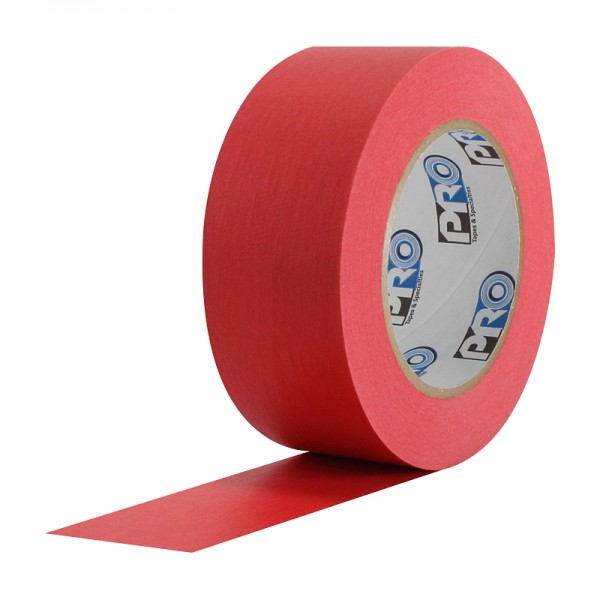 Pro Gaff Coloured Paper Tape | Red