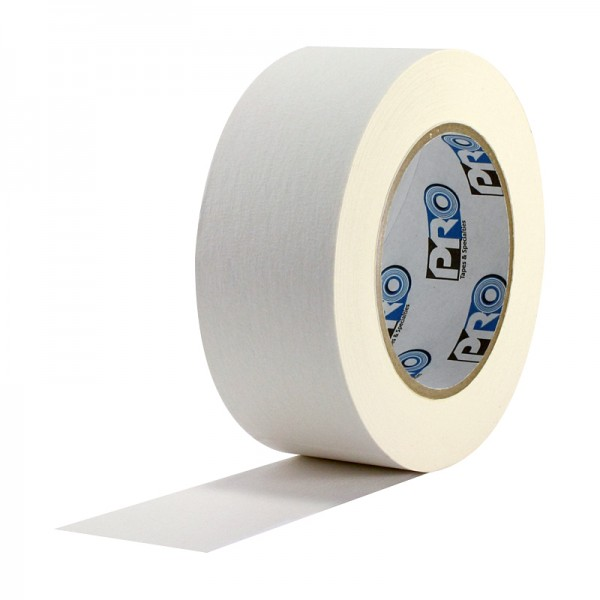 Pro Gaff Coloured Paper Tape | White