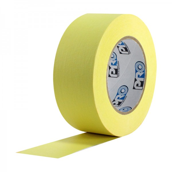Pro Gaff Coloured Paper Tape | Yellow