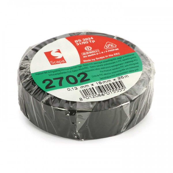 Scapa 2702 PVC Electrical Tape