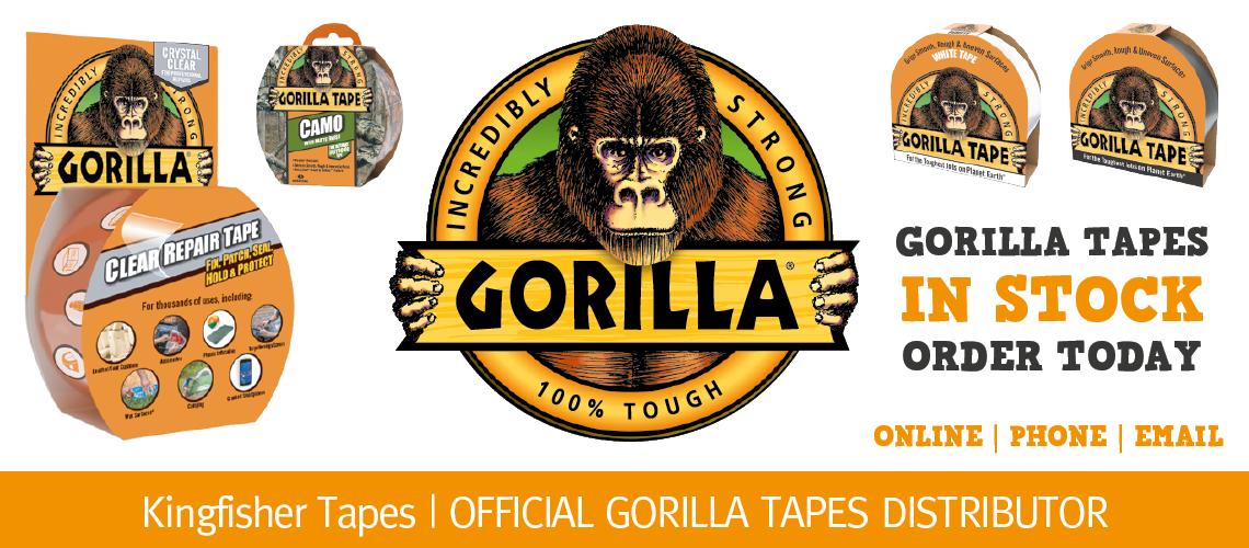 GOrilla Tapes, Buy Online
