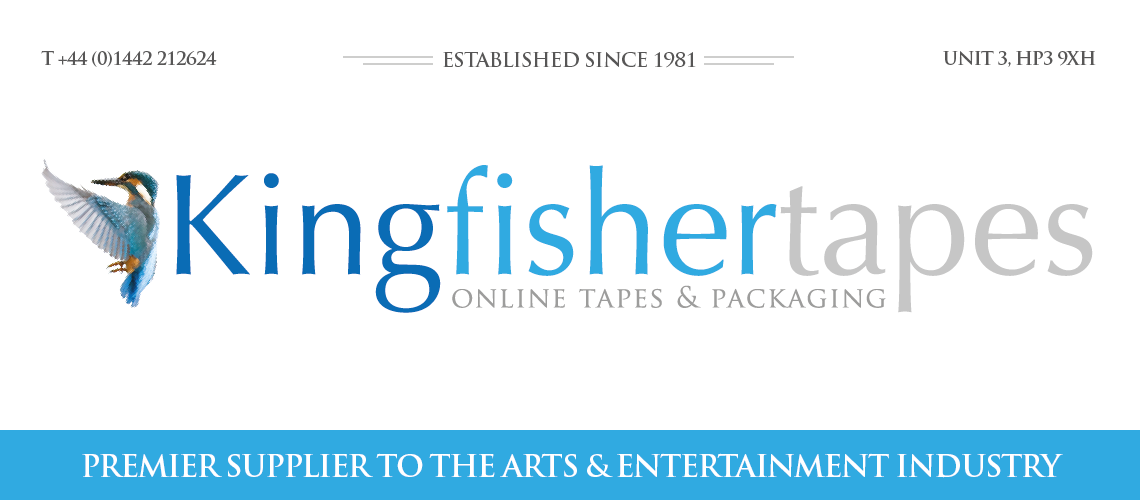 Service Update from Kingfisher Tapes