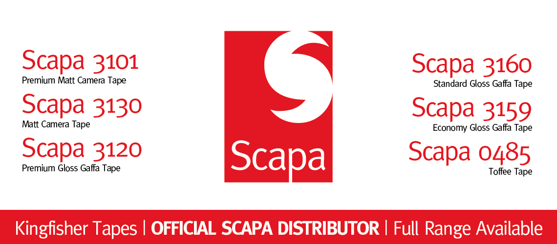 Scapa Tapes, Buy Online